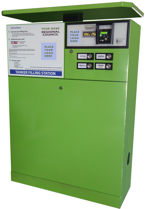 Water dispensing machine WD3000N